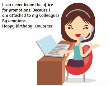 Birthday wishes for coworker quotes images happy wishes s...